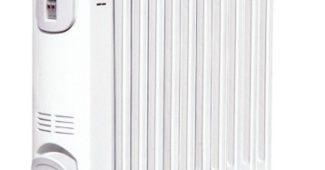 Radiateur bain d'huile pour 40 m²